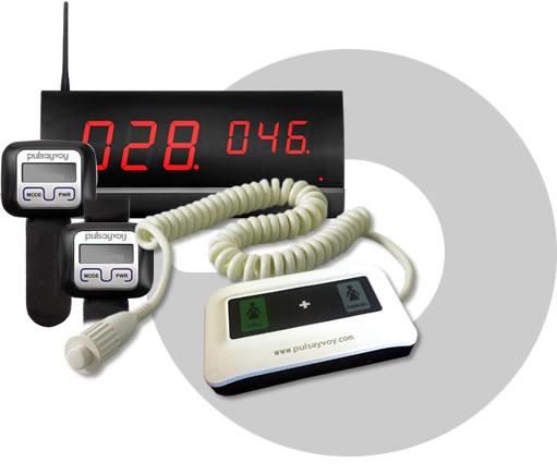 Pulsayvoy - Sistema inalambrico de llamada para residencias